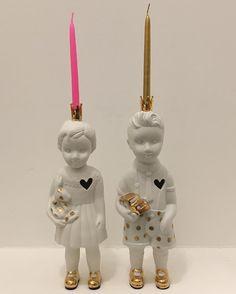 Limited Edition gift set Clonette doll girl and boy by Lammers en Lammers @ BUITEN DE LIJNTJES Webshop en winkle