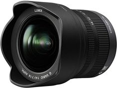 Panasonic - Lumix G Vario Wide-Angle Zoom Lens For Micro Four Thirds - Black 35mm Camera, Camera Gear, Full Frame, Nikon, Aperture Settings, 4k Photos, System Camera, Optical Image, Knives