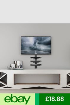 Bookcases, Shelving & Storage Home, Furniture & DIY Storage Boxes, Storage Shelves, Shelving, Sky Tv Box, Tv Wall Brackets, Bookcases, Lounge Ideas, Led, Ebay