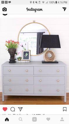 Samuel Lawrence Highland Parkdrawer Dresser
