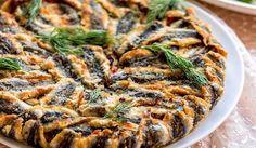 Ricetta Alici in tortiera - Le Ricette di Buonissimo Ratatouille, Alice, Beef, Chicken, Breakfast, Ethnic Recipes, Food, Pasta, Italian Cuisine