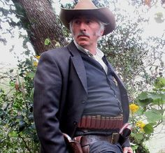 Tombstone, the law man