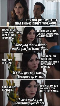 Super Ideas For Quotes Family Problems Marriage Crazy Quotes, Tv Quotes, Family Quotes, Best Quotes, Funny Quotes, Netflix Quotes, Random Quotes, Life Quotes, Asian Quotes