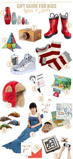 Kids Gift Guide for