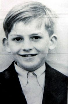(A very young) George Harrison
