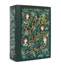 Little Women - Louisa May Alcott. Published By Puffin in Bloom with Matching Bookmark, illustrations by Anna Bond
