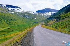 Iceland roads amazing views