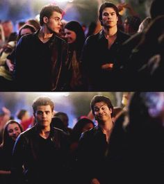 Brothers until the end   Damon & Stefan Salvatore