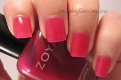 Midnight Manicures: Zoya NYFW 2012 Gloss Collection - Paloma