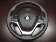 BMW F25 F15 M Sports X3 X4 X5 X paddle steering wheel HEATED VIBRO LANE COMPLETE