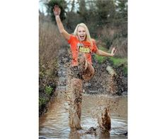 Havasu Mud Madness, a 5k obstacle race, is a great squishy, fun mess every October!