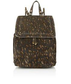 Jerome Dreyfuss Florent Backpack at Barneys New York