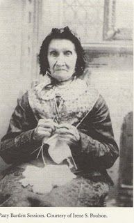 My Great Great Grandmother Patty Bartlett Sessions