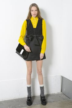 LOOK   2015 PRE-FALL COLLECTION   N°21   COLLECTION   WWD JAPAN.COM