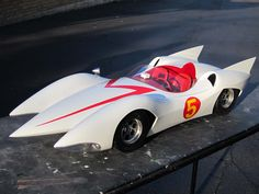 The Mach 5 | Speed Racer Mach 5 Car