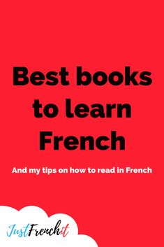 What are the best books to learn French for beginners? the best French books for intermediates? the best French books for advanced? 📚 I'm telling you how to read in French. Read In French, Study French, How To Speak French, Books In French, French Stuff, Learn French Beginner, French For Beginners, French Language Learning, Learn A New Language