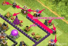 MEGACube Layout - Maximum DE Protection for TH8   Clash of Clans Land Archer Queen, Clan Castle, Barbarian King, Off The Map, Town Hall, Clash Of Clans, Are You The One, Layout, Page Layout