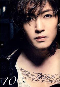 Kim Hyun Joong Japan Album CD Pictures