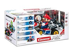 Carrera 7 Mario 2.4 Ghz Servo Tronic Kart , 1:16 Scale, 2015 Amazon Top Rated Toy RC Vehicles & Batteries #Toy