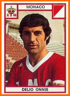 Delio Onnis - AS Monaco 1976