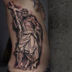 ... Photos - Inner Arm Religious Tattoos Arm Tattoos For Men Unique Arm