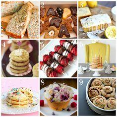Birthday Breakfast Ideas • CakeJournal.com