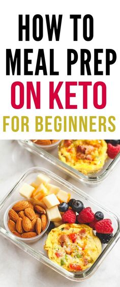 Meal prepping is not new in fact it is the best way through which you can easily have healthy yet quick low carb meals ready without much hustle. So Instead of wasting hours in thinking what to cook I have gathered 25 Keto Meal Prep Recipes you can enjoy Keto Desserts, Keto Snacks, Keto Foods, Paleo Diet, Healthy Foods, Healthy Weight, Vegetarian Keto, Fitness Nutrition, Low Carb Recipes