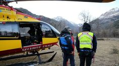 French gendarmes and rescuers stand near a helicopter on April 1, 2015 in Vallouise, in the French Alps. French Alps avalanche kills three tourists Three tourists, two Austrians and an Italian, have been killed in an avalanche in the French Alps. The snow slide struck the skiers at around 15:00 local time (13:00 GMT) near the town of Briancon in the Ecrins National Park. Eight others were also swept away but survived. One person was airlifted to a hospital in Grenoble for treatment. The…