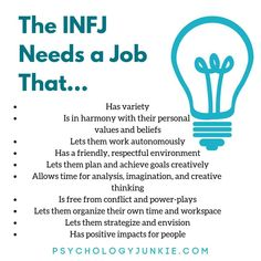 Sarah Kuhn INFJ Woman on I m offering a free masterclass about finding the right career for an INFJ! Learn more here: link in bio - Growth Infj Type, Intj And Infj, Enfj, Infj Mbti, Infp Personality, Myers Briggs Personality Types, Personality Descriptions, Personalidad Infj, Infj Traits