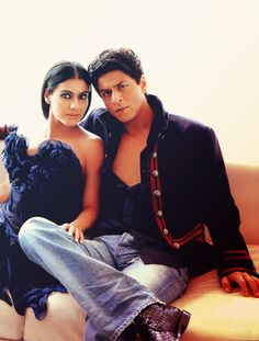 Kajol and Shahrukh- one of my favourite on screen couples of all time