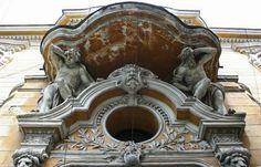 Casa Macca – Arhitect Ion D. Little Paris, Bucharest Romania, House Built, Historical Architecture, Archaeology, Building A House, Lion Sculpture, Statue, Antiques