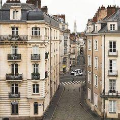 NANTES, FRANCE. #Nantes #France #cities_of_world