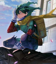 | Save & Follow | Midoriya Izuku • Deku • My Hero Academia • Boku no Hero Academia