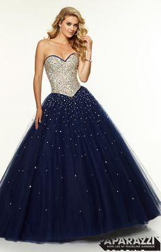 Paparazzi 97107 Formal Dress Gown