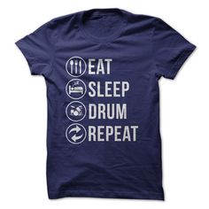 Eat. Sleep. Drum. Repeat. Pretty simple, really. Consider this a comprehensive guide to a drummer's ideal life! Are you a drummer whose goal in life consists of attaining percussion perfection? This s