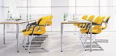 Bürostuhl FS Linie / Drehstuhl / Konferenzstuhl / Designqualität