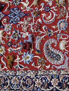 ♥ Life is like the design of Persian carpet which is beautiful but hard to understand..     (Aldous Huxley) زندگی مانند نقش و نگارهای قالی ایرانی است  که زیبا هست ولی درک معنای آن مشکل  است
