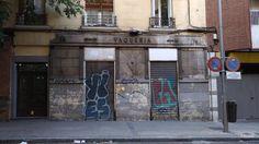 Antigua vaquería en el número 14 de la Calle Andrés Mellado