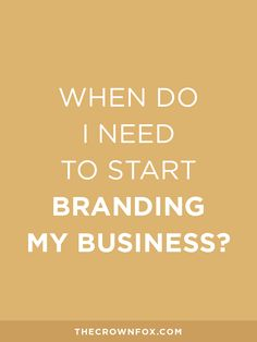 4 Ways To Improve Your Branding & Amplify Your Business — TheCrownFox Branding Your Business, Personal Branding, Creative Business, Business Tips, Online Business, Business Entrepreneur, Business Marketing, Media Marketing, Branding Design