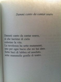 Poesia Alda MERINI