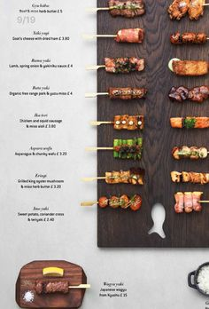 Japanese Restaurant Menu, Restaurant Menu Design, Restaurant Identity, Restaurant Restaurant, Food Menu Design, Food Truck Design, Food Packaging Design, Kanji Sushi, Sushi Menu