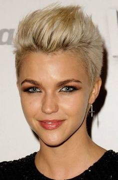 Latest Short Blonde Haircuts for 2014