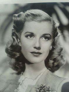 1940s hairdue
