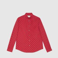 Gucci GucciGhost Duke shirt