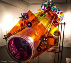 DNA of Creativity exhibition | Oceanside Museum of Art | #OMA #art #Oceanside