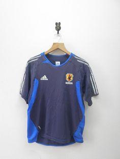 Vintage 90's Adidas Japan Football by RetroFlexClothing on Etsy