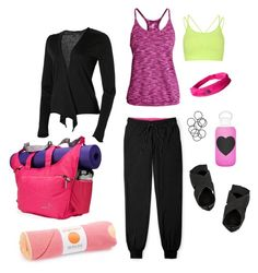 """""""Workout"""" by candysed on Polyvore"""