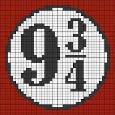 draco malfoy pixel art - Google Search