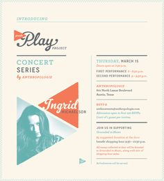Push Play Project - Jenna McBride : Graphic & Interactive Design