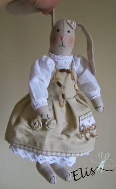 http://polandhandmade.pl  #polandhandmade , #zabawkarstwo , #bunny